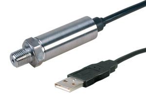 Transductor de presión USB | Serie PX409 USB