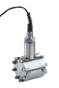 Industrial Wet/Wet Differential Pressure Transducer with High Over Pressure Capacity   PX80-MV
