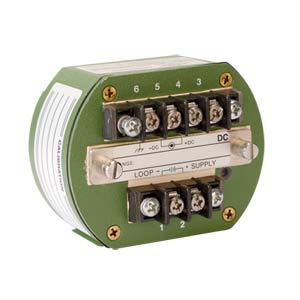 2-Wire Transmitter for Use with  Pressure Transducers, Converts mV, V, or mA Input to 4 to 20 mA Output | PXTX-703