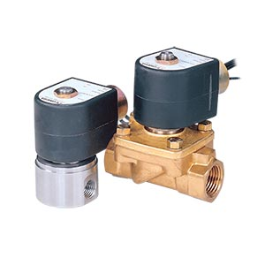 General Purpose NEMA-4 Stainless Steel and Brass Solenoid Valves | SV100-SV200