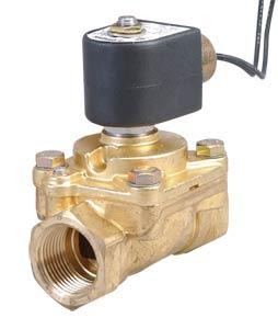 SV290_SERIES 2-Way Anti-Waterhammer Solenoid Valves   SV290 Series