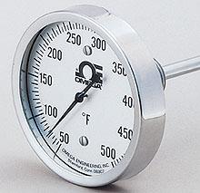 DialTempTM, Bi-Metal Stem Thermometers, 3