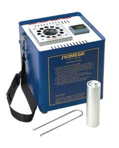 Calibrador portátil de temperatura compacto. | CL-355A