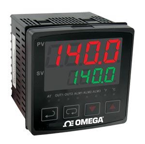 1/4 DIN Ramp/Soak Temperature/Process Controllers | CN7200 Series