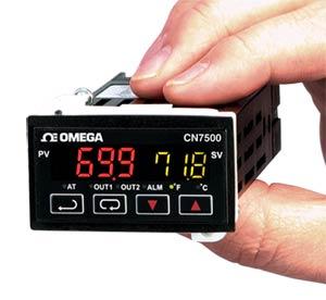 Controlador PID de temperatura y proceso | Serie CN7500