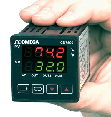 Controlador de temperatura y proceso | Serie CN7800