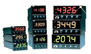 Controladores de la iSerie DIN 1/32, 1/16 y 1/8 para temperatura y proceso | Serie CNi