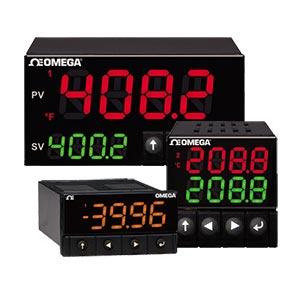 Controladores de temperatura y proceso con control PID | CNPt_Series