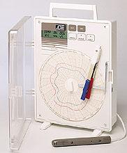 Registradores de gráfico circulares | Serie CTH89