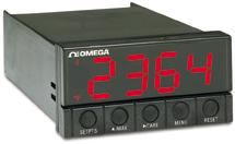 Medidores de tensión, de proceso  y de temperatura   Serie DP25B