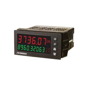High resolution panel meter | DP63100, DP63100-S