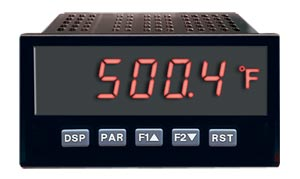Economical Panel Temperature Meters | DP63500-T