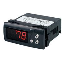 Indicador económico de temperatura con salida de control de alarma | Serie DP7000