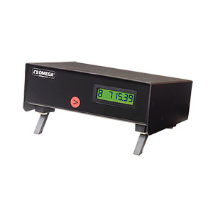 8-Channel Benchtop Digital Thermometer for T/C & RTD Inputs | DP9800 Series