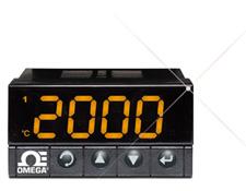 Indicadores ultra compactos i-Series 1/16 DIN para temperatura y proceso | Indicadores i-Series 1/8 DIN
