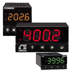 Medidores de panel digitalesEl medidor lider en el mercado, es ahora también el más facil de usar | Series DP32Pt,  DP16Pt y DP8Pt