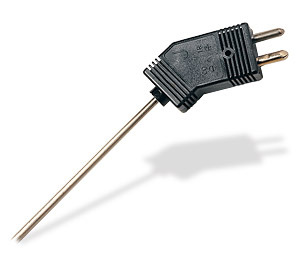 Low Noise Thermocouple Probes with  High Temperature Standard Size Connectors | HG(*)QIN and HG(*)QSS Series
