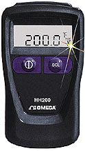 Handheld Digital Thermocouple Thermometer | HH200A
