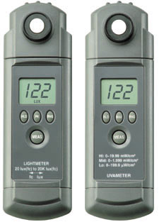 HHLM3_HHUVA1 Series Light Meter | HHLM3