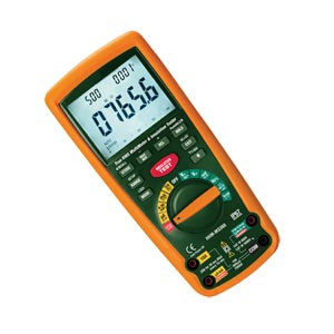 Insulation Tester/Multimeter with Wireless PC Interface | HHM-MG300