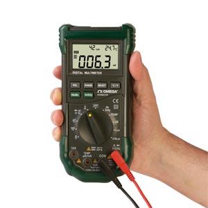 Multímetro digital automático 5 en 1. | Series HHM8229