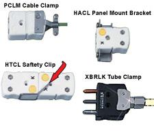 Accesorios para conectores Serie HIGHTEMP_STND_CON_ACC | Accesorios para conectores