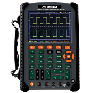 Digital Oscilloscope 60 to 200 MHz 2-Channel | HOS-MS6200 Series