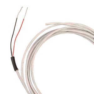 Termistor de 10K, 5k y 2252 ohm flexibles herméticos de PFA | Serie HSTH-44000