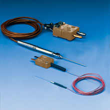 Sondas termopar hipodérmicas - Pedido online y a medida  
