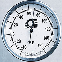 DialTempTM, Bi-Metal Stem Thermometers, 2.37