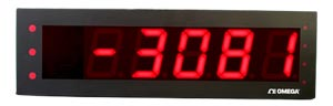 Medidor con pantalla extra grande | Series LDP63100