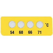 Etiquetas no reversibles de temperatura OMEGALABEL™ Modelos ML4C-(*) | Serie ML4C
