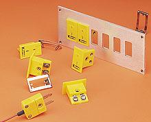 Tomas de corriente miniatura de panel | Serie MPJ
