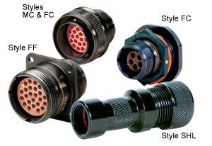 Conectores de termopar de pines múltiplesModelo MTC con temperatura máxima de servicio de 200 °C (392 °F) | Serie MTC