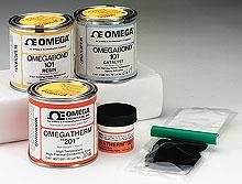 Epoxis y pastas con conducción térmica - pedido por catálogo | Seires OB-100 OB-200 y OT-200