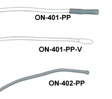 Precision Thermistor Sensors for Laboratory Applications | ON-401_ON-402 Series General Purpose Thermistor Sensors