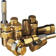 Temperature & Test Plugs, Adaptors and Bushings   OPN, RA, & RB Series