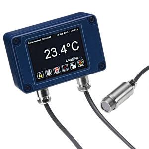 Sensor infrarrojo con pantálla táctil | OS-MINI Series