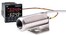 Termopares infrarrojos de rango ajustable y enfoque cerrado | Serie OS37/38-CF