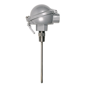 Industrial RTD Probe With Aluminum Protection Head