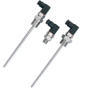 Sensores de temperatura RTD con conectores micro-DIN | Serie PR-24