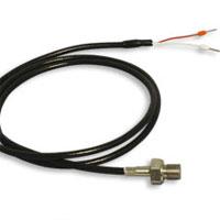 Sensor RTD con clavija macho roscada |