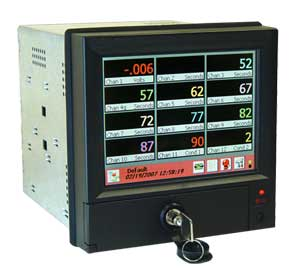 Networkable Paperless Data Acquisition System | RD8300 Series