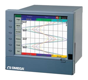 RD8900 Series Paperless Recorder | RD8900 Series