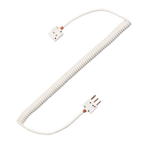 Cables pt100 de extensión retractables RTD | RECU, GECU y TECU