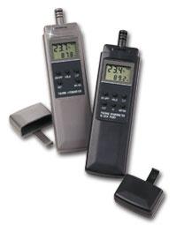 Termohigrómetros de precisión  | Serie RH80/90