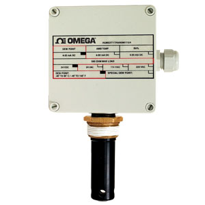 Dew Point Transmitter | Gas Moisture Meter | RHCM-40 Series