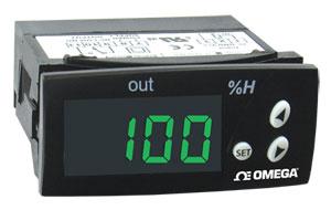 Controlador de humedad relativa on/off | Serie RHCN-7000