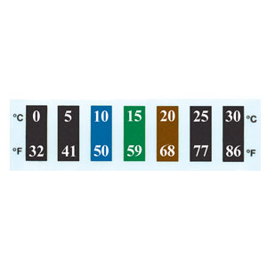Termómetros indicadores reversibles | Series RLC-50