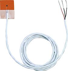 Sonda RTD de superficie. Pt100 3 hilos estándar. | Serie SA1-RTD